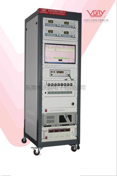 耐压-电性能综合测试系统电性